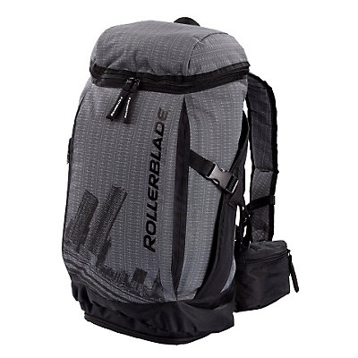 Rollerblade Skate Backpack, Grey, large