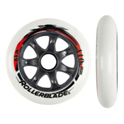 Rollerblade HP 110mm Inline Skate Wheels - 8 Pack 2013, 84a, medium