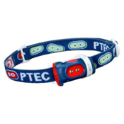 Princeton Tec Bot Headlamp, Blue-Red, medium