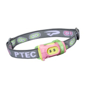 Princeton Tec Bot Headlamp, Pink-Green, medium