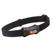Princeton Tec Fred Headlamp, Black, medium