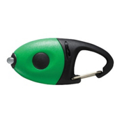 Princeton Tec Impulse Accessory Light Flashlight, Green with White Led, medium