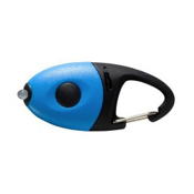 Princeton Tec Impulse Accessory Light Flashlight, Blue with White Led, medium