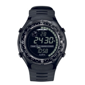 Suunto X-Lander Military Watch, Black, medium
