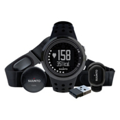 Suunto M5 Run Pack Watch, Black, medium