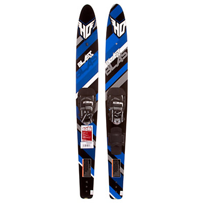 HO Sports Blast Combo Water Skis With Helix Bindings, , large