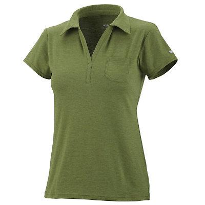 Columbia Shadow Time II Polo Womens Shirt, , large