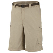 Columbia Silver Ridge Cargo 12 Inch Mens Shorts, Fossil, medium