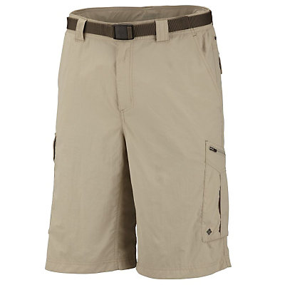 Columbia Silver Ridge Cargo 12 Inch Mens Shorts, Fossil, viewer