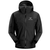 Arc'teryx Beta SL Rain Mens Jacket, Black, medium