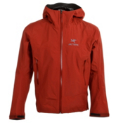 Arc'teryx Beta SL Rain Mens Jacket, Cinnabar, medium