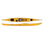 P&H Cetus MV Touring Kayak, Golden Yellow, medium