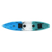Feel Free Corona Tandem Kayak 2013, Ice Cool, medium