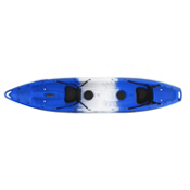 Feel Free Corona Tandem Kayak 2013, Sapphire Blend, medium
