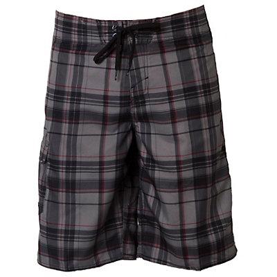 O'Neill Santa Cruz Plaid Board Shorts, , large
