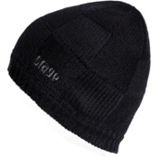 Orage Selwyn Beanie Hat, Black, medium