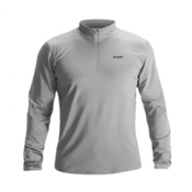 Orage Maikel Baselayer Mens Long Underwear Top, Heather Grey, medium