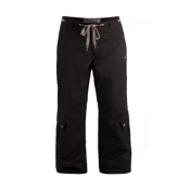 Orage Belmont Mens Ski Pants, Black, medium