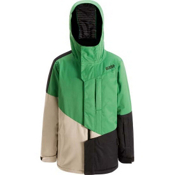 Orage Xavier Boys Ski Jacket, Green, medium