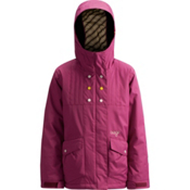 Orage Tina Girls Ski Jacket, Berry, medium
