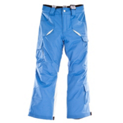 Orage Jackie Girls Ski Pants, Liberty Blue, medium