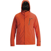 Orage Shefford Mens Insulated Ski Jacket, Spice, medium