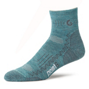 Point6 Tech Medium Mini Crew Socks, , medium