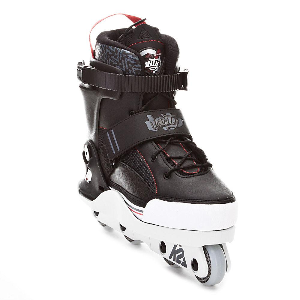k2 varsity aggressive inline roller blade skates size 9 5. Black Bedroom Furniture Sets. Home Design Ideas