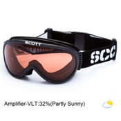 Scott Storm OTG Goggles, Black-Amplifier, medium