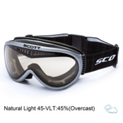 Scott Storm OTG Goggles, Silver-Nl45, medium