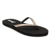 Reef Stargazer Womens Flip Flops, Multi, medium