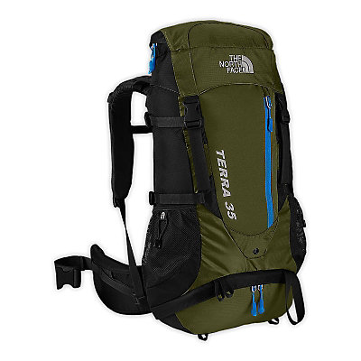 The North Face Terra 35 Backpack, , large