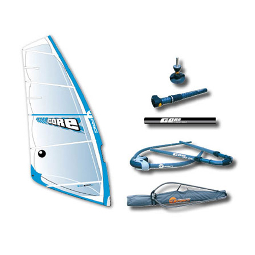 Bic 6.5 Core Windsurf Rig