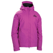 686 Mannual Mystic Womens Insulated Snowboard Jacket, Orchid, medium