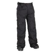 686 Smarty Original Cargo Womens Snowboard Pants, Black, medium