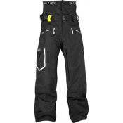 Salomon Sideways II Mens Ski Pants, Black, medium