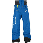 Salomon Sideways II Mens Ski Pants, Vibrant Blue X, medium