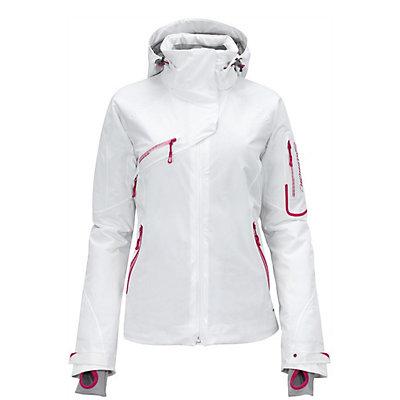 Salomon Speed Womens Insulated Ski Jacket, , viewer