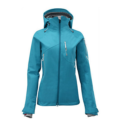 Salomon Sideways 3L Womens Shell Ski Jacket, , viewer