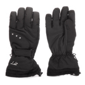 Leki Sense GX Womens Gloves, Black, medium