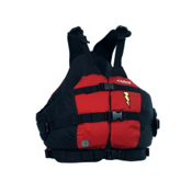 Astral Otter Kids Kayak Life Jacket 2013, Red, medium