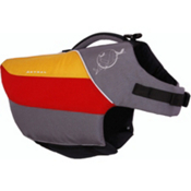 Astral Birddog Pet Life Jacket, Fire, medium
