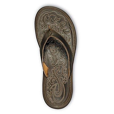 Olukai Paniolo Womens Flip Flops, , large