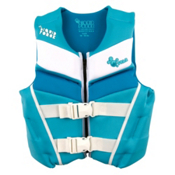 Liquid Force Star Toddler Life Jacket, Blue, medium