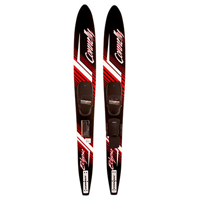 Connelly Eclypse Combo Water Skis With Front Adjustable Bindings, , viewer