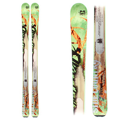 Nordica Burner I-Core Skis, , viewer