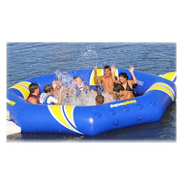 Aquaglide Inversible Water Bounce Platform, , 256