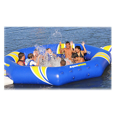 Aquaglide Inversible Water Bounce Platform, , viewer