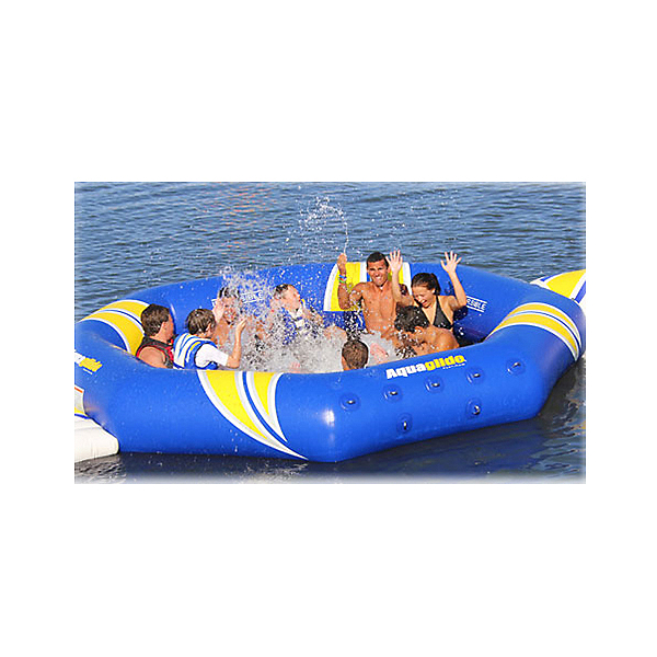 Aquaglide Inversible Water Bounce Platform, , 600