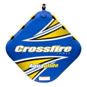 Aquaglide Crossfire 3 Package Towable Tube 2015, , medium